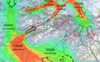 Edinburgh Airport airspace change programme, departure and arrival procedures