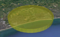 Shoreham Airport airspace change proposal concerning the introduction of improved GNSS instrument approach procedures