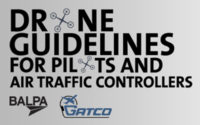 GATCO and BALPA publish drone sighting guidelines