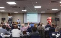 GATCO-BALPA Controller-Pilot Symposium: collaborating for a safe and efficient future