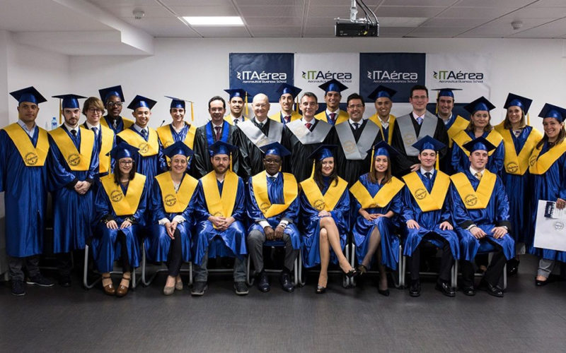 ITAérea Aeornautical Business School becomes corporate member of GATCO