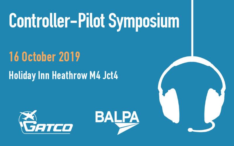 2nd Controller-Pilot Symposium - 16th Oct 2019