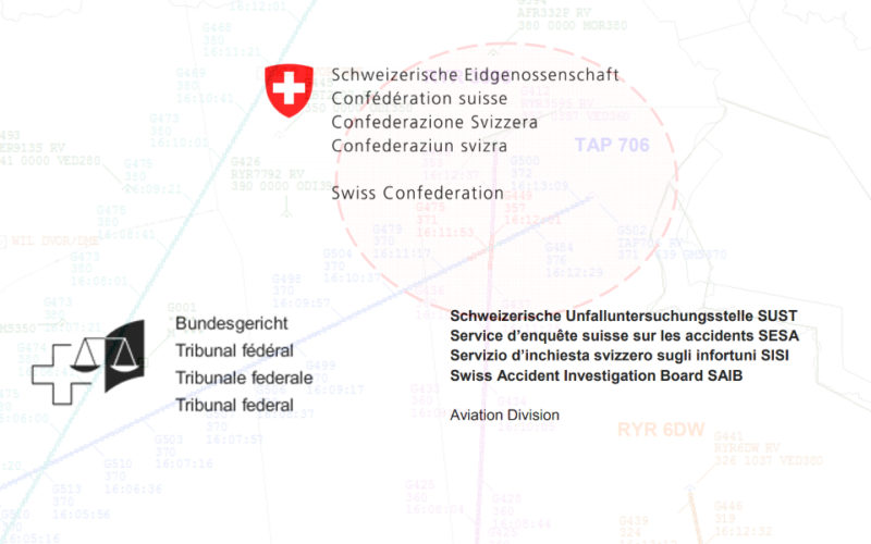 Swiss ATCO conviction - GATCO letter to the Swiss Embassy in the UK