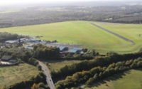 Wycombe Air Park airspace change proposal - GNSS instrument approach