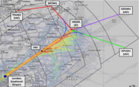 London Southend Airport flight path consultation - new approach procedures