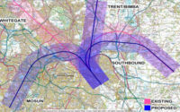 Birmingham Airport - flight path changes for departures from runway 33