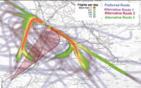 Glasgow Prestwick Airport airspace change consultation - new departure and arrival routes