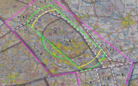 Leeds Bradford Airport airspace change proposal - new departure and arrival routes
