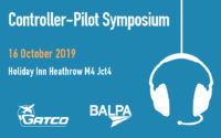 2nd Controller-Pilot Symposium - 16th Oct 2019
