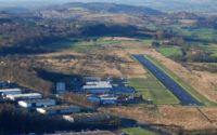 Cumbernauld Airport instrument approach procedures