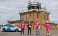 Air Tattoo air traffic services team honoured