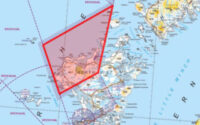 Spaceport 1 (SP-1) Scolpaig Temporary Danger Area (TDA). ACP-2021-37