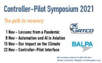 4th Controller-Pilot Symposium - Online in November